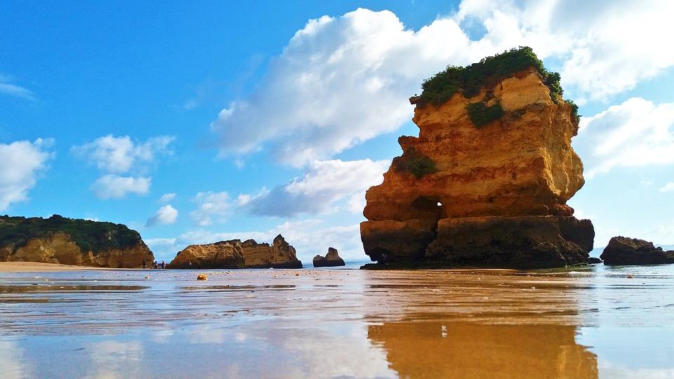 spiagge portogallo algarve